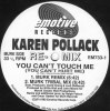You Can't Touch Me (You Can't Hurt Me) (Remixes) (中古盤)