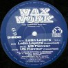 The Working Wax EP (中古盤)