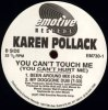 You Can't Touch Me (You Can't Hurt Me) (中古盤)
