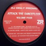 ATTACK THE DANCEFLOOR VOLUME FOUR