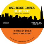 DISCO BOOGIE CLASSICSVOL 3 (AUTHENTIC DISCO MODIFICATIONS)