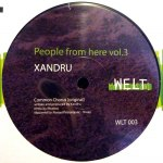 PEOPLE FROM HERE VOL.3 (RHADOO REMIX)