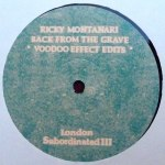 BACK FROM THE GRAVE EP (VOODOO EFFECT EDITS)