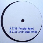FLOORPLAN & JIMMY EDGAR REMIXES