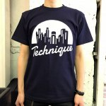 TECHNIQUE LOGO NAVY L