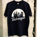 TECHNIQUE LOGO NAVY XL