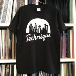 TECHNIQUE LOGO BLACK M