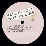 FALL IN LOVE, NOT IN LINE