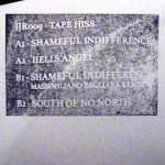 SHAMEFUL INDIFFERENCE EP