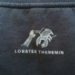 LOBSTER THEREMIN LOGO SWEAT L