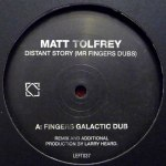 DISTANT STORY (MR FINGERS DUBS) (中古盤)