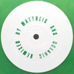 REMIXED BY OCEANIC AND MATTHEIS (中古盤)