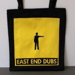 RECORD (TOTE) BAG YELLOW