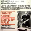 EDITS BY MR. K (LTD 12 INCH SAMPLER VOL. 3)
