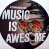 MUSIC IS AWESOME LP