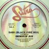 SABI (BLACK FIRE MIX) / SPACE JUNGLE FUNK