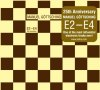 E2-E4 - 2016 - 35TH ANNIVERSARY EDITION (CD JEWEL CASE, 6 PAGES BOOKLET)