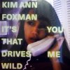 IT'S YOU THAT DRIVES ME WILD EP  (中古盤)