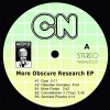 MORE OBSCURE RESEARCH EP