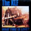 What Time Is Love? (中古盤)