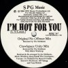 I'm Hot For You  (中古盤)