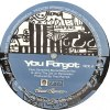 You Forgot / Dirt Rhodes (中古盤)