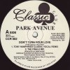 Don't Turn Your Love (中古盤)