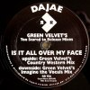 Is It All Over My Face (Green Velvet's Too Scared To Release Mixes) (中古盤)