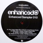 ENHANCED SAMPLER 010