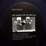 THE WORLD OF TECHNO EP