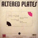 ALTERED PLATES