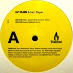 NO RAIN REMIXES