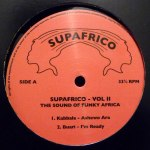 SUPAFRICO 2 - THE SOUND OF FUNKY AFRICA