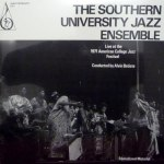 LIVE AT THE 1971 AMERICAN COLLEGE JAZZ FESTIVAL