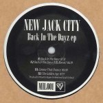 BACK IN THE DAYZ EP