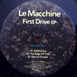 FIRST DRIVE EP