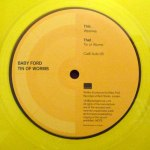 "TIN OF WORMS (LIMITED YELLOW VINYL 12"" REPRESS)"