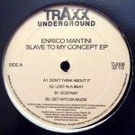 SLAVE TO MY CONCEPT EP