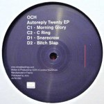 AUTOREPLY TWENTY EP