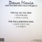 THE DOOBIE BRUTHAS PROJECT