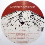 UNFILTERED SESSIONS (JAPAN SPECIAL EDITION)
