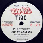 SANDS OF TIME / COILED ACID MIX (試聴盤)