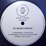 FLY ROCKET SHIPS EP