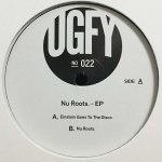NU ROOTS. - EP