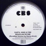 BRAILIAN RHYME / RUNNIN' (RE-EDITED BY DANNY KRIVIT)