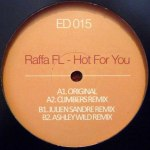 HOT FOR YOU (中古盤)