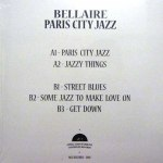 PARIS CITY JAZZ EP