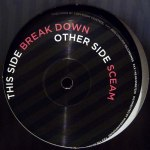 SCREAM / BREAK DOWN (中古盤)