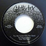 TRY MY LOVE (ON FOR SIZE) / WHEN LOVE BREAKS DOWN