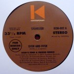 OVER & OVER (KON'S FOUND A FRIEND REMIX)